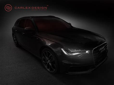 audi a6 modified carlex design audi a6 avant modified autos world blog