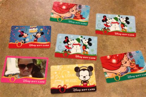 My Disney Gift Card - my disney gift card collection wdw fan zone