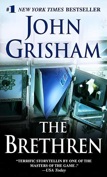 the brethren by grisham books worth reading