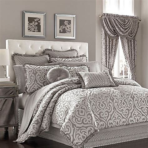 j queen new york bedding j queen new york luxembourg comforter set in antique
