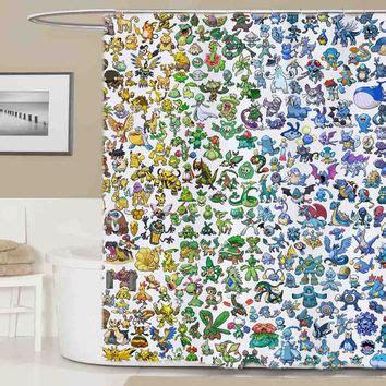 pokemon curtains pokemon bedroom curtains images pokemon images