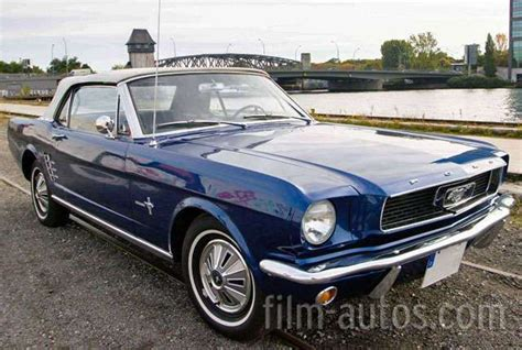 Mustang Auto Kaufen Oldtimer by Ford Mustang Cabrio Bild Oldtimer 60er Jahre Usa