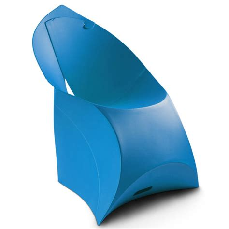 Sky Blue Chair by Flux Junior Chair Sky Blue Homeware Zavvi