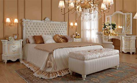 italienisch schlafzimmer luxus schlafzimmer set wei 223 lack furnier glanz klassische
