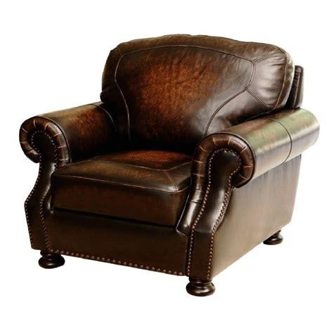 Brown Arm Chair Design Ideas Abbyson Living Tannington Leather Arm Chair In Brown Sk 2308 Brn 1