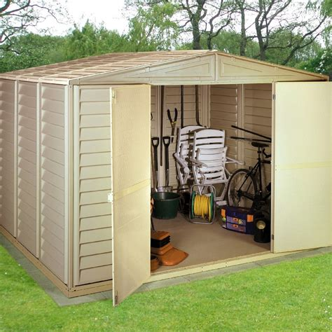 Outdoor Workshop Shed by Garages Workshops Sheds Outdoor Garden Buildings Storage