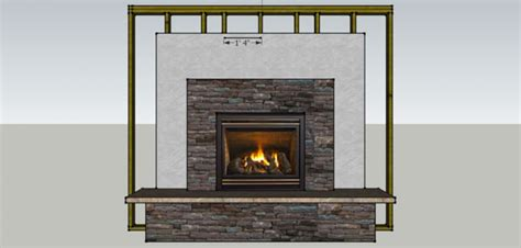 How To Hang A Mantle On A Fireplace by How To Install A Fireplace Mantle The Housing Forum
