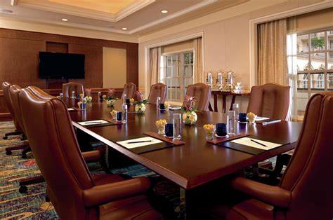 Dimmable Chandelier Boardroom The Ritz Carlton Naples