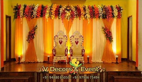 25 best Reception Decorations in Coimbatore images on