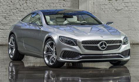 car mercedes mercedes 2014 s class coupe revealed car accessories