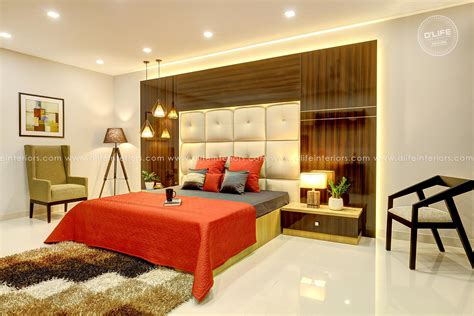 dlife home interiors  twitter living  bedroom
