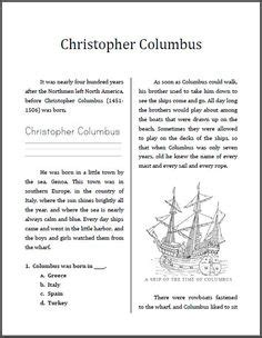 biography of christopher columbus powerpoint a letter home template for children to write a letter
