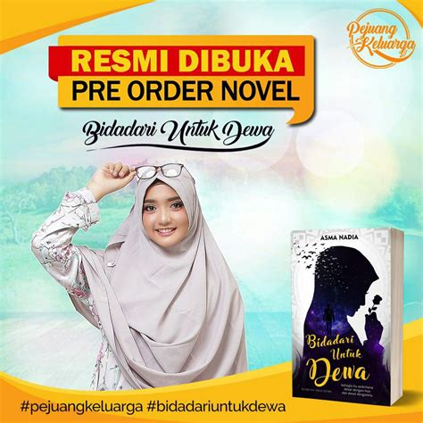 Buku Novel Bidadari Untuk Dewa Paket Berbagi novel bidadari untuk dewa preorder pondok islami