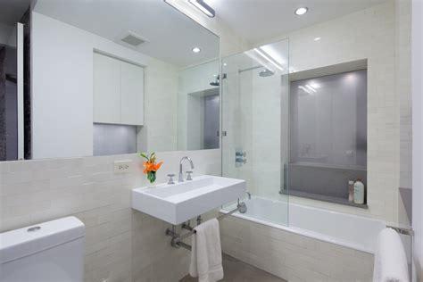 Half Shower Door by Half Shower Door Bathroom Traditional With None