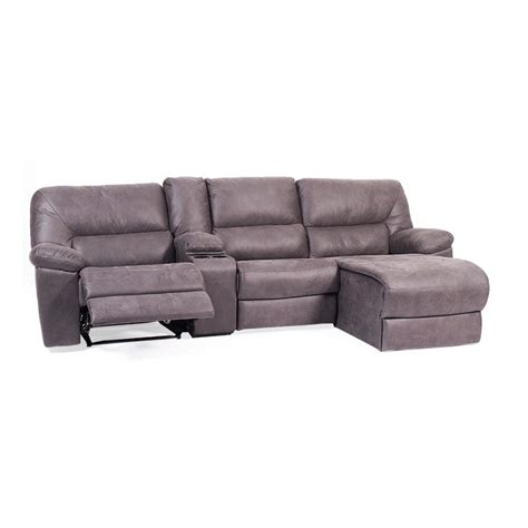 home theater chaise lounge titan 3 seater home theatre including chaise