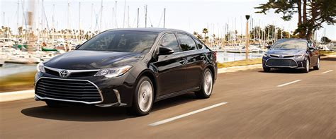 Victory Toyota Seaside 2016 Toyota Avalon In Seaside Monterey County Toyota