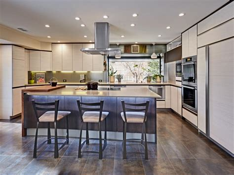 contemporary kitchen sterling carpentry light filled contemporary kitchen nar bustamante hgtv