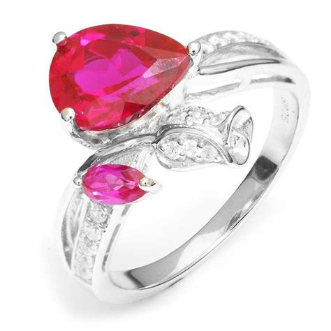 Ruby 3 5ct inel pigeon blood ruby 3 5 ct m艫rimea 6