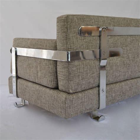 csc sofas fasce chromate p11 sofa by luigi caccia dominioni for