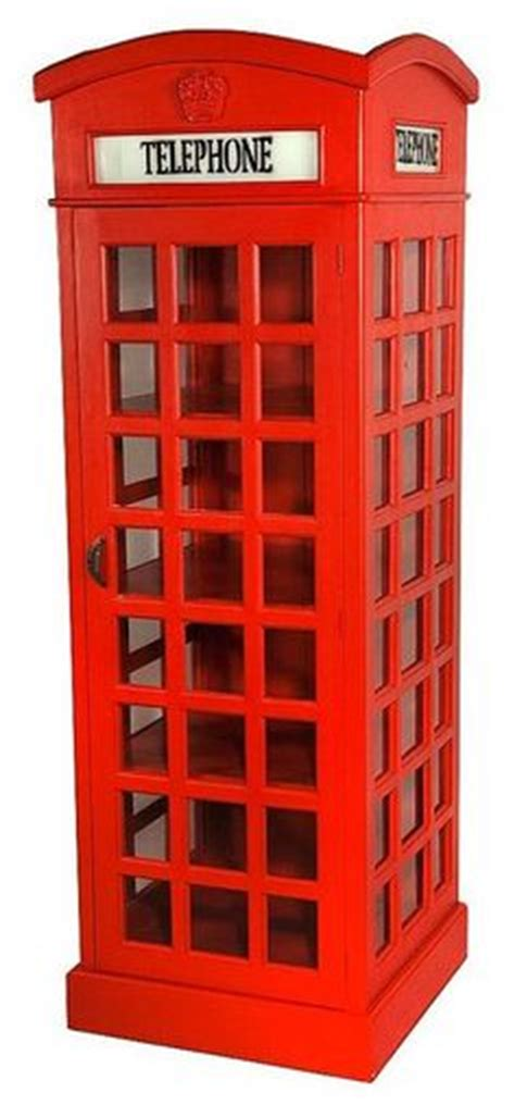 telephone box wardrobe phone booth l all things