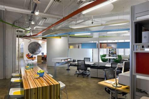 Google Pod les bureaux de ted new york le lab coworking
