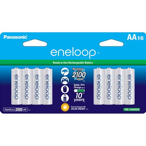 Best Produk Panasonic Basic Charger Eneloop Aa 2000mah 4pcs 2100cycl panasonic eneloop aa rechargeable ni mh batteries bk 3mcca16ba