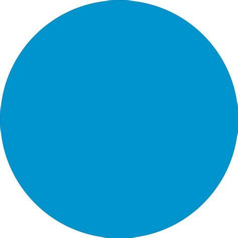 Blue Dot Plumbing by Wallpops 13 In X 13 In Electric Blue Dot 10 Wall