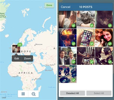 instagram locations how to remove location from instagram how to pc advisor