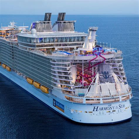Harmony of the Seas   Unique Package Plan
