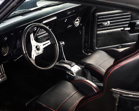 1968 camaro interior 1968 chevrolet camaro custom 184023