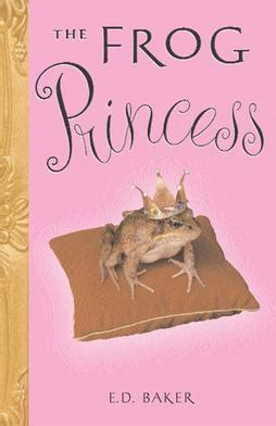the story of the great bake books the frog princess novel