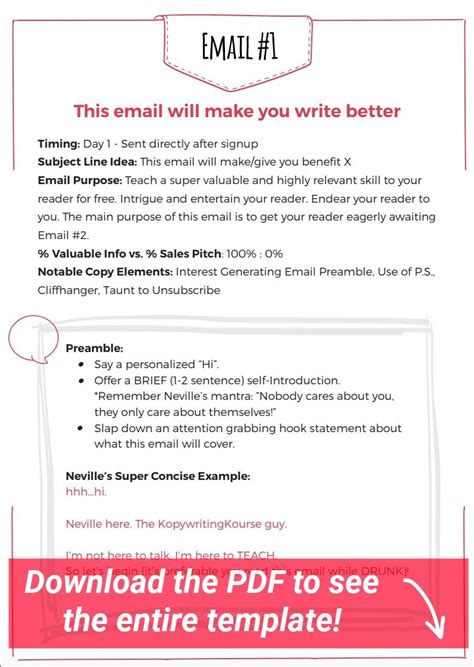 how to write profitable autoresponder emails like this