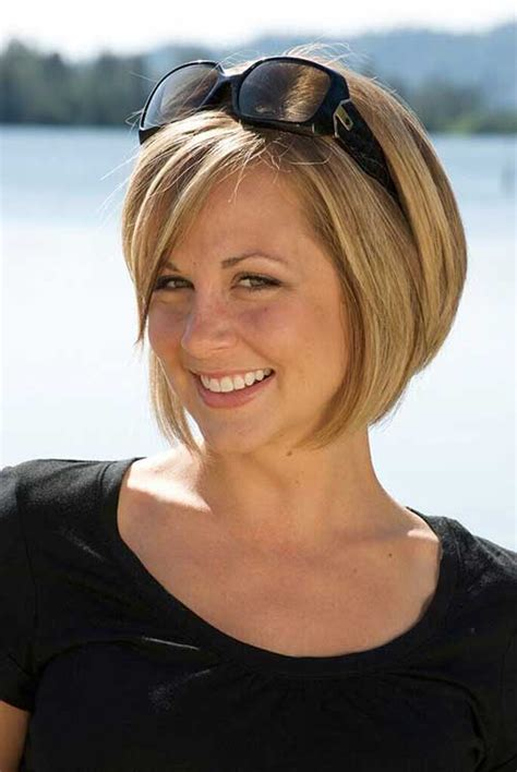 10 bob cut hairstyles for round faces bob hairstyles 10 best short haircuts for round faces short hairstyles
