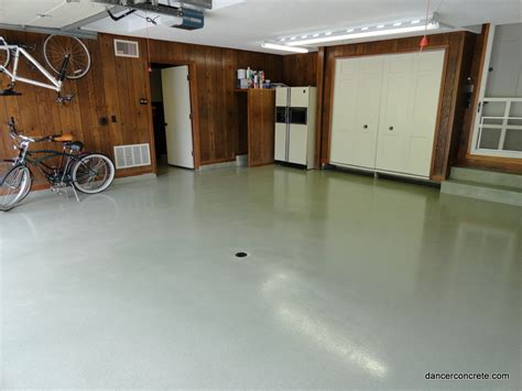 epoxy garage floor sealer epoxy garage floor