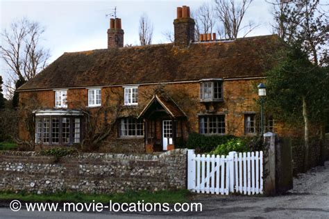 Peppard Cottage locations for howards end 1992
