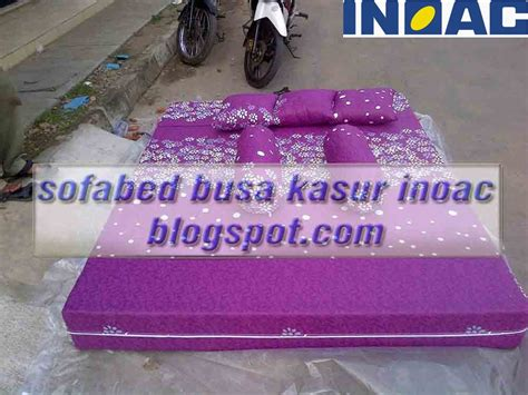 Sofa Bed Kasur Inoac spesialis sofabed inoac