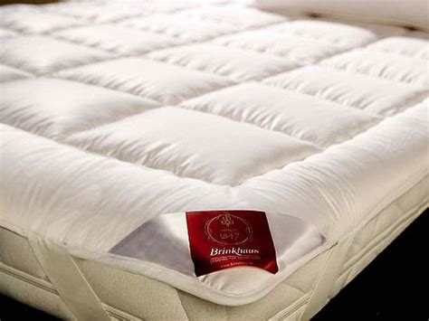 bed toppers online store brinkhaus the exquisit mattress topper