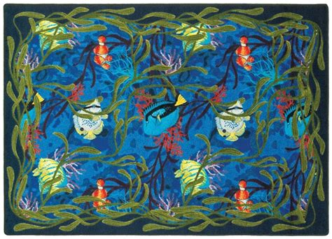 At Home Underwater Rug - the sea rug jc1501xx carpets
