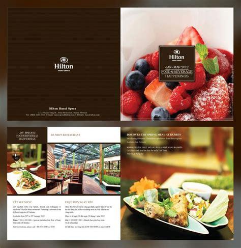 leaflet design for restaurant restaurant brochure design exles for inspiration