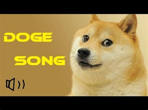 Youtube Doge Meme - doge meme song youtube