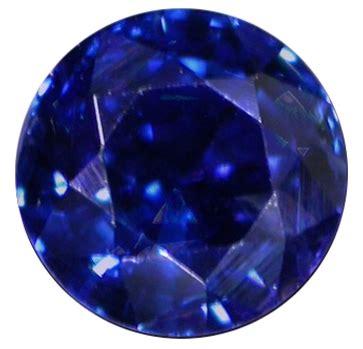 Blue Sapphire Safir Medium Blue safir smykkesten smykkebutikken