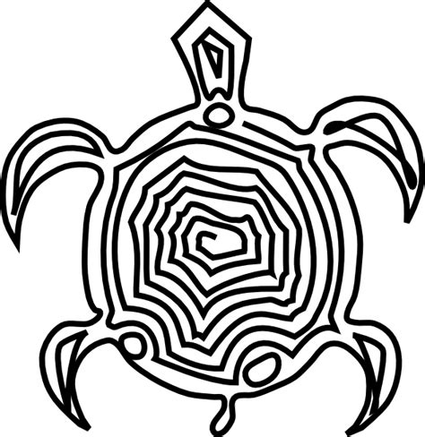 polynesian tattoo png tribal turtle drawings www imgkid com the image kid