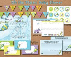 Paket Shower Elitshower Mandishower Dr horton hears a who baby shower baby prediction cards dr seuss baby forecast