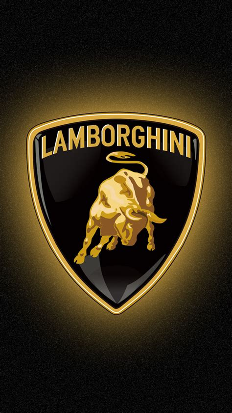 lamborghini logo lamborghini logo the iphone wallpapers
