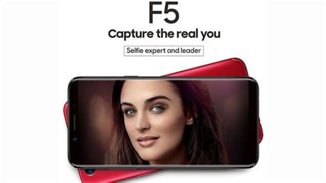 Oppo F5 Selfie Expert Leader 6gb 64gb Free Oppo X Barca Bag oppo f5 price in india specifications processor features