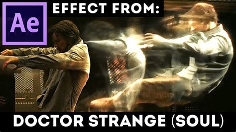 tutorial opening film after effect after effects tutorial soul effect from doctor strange