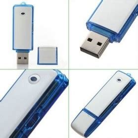 Flashdisk Perekam Suara 8gb Usb Flashdrive Sound Voice Recorder perekam suara mini dalam bentuk usb flashdisk