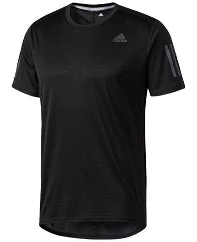 Original Adidas Tshirt Run Bq8380 adidas s climalite 174 running t shirt t shirts macy s