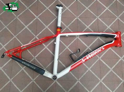 cuadro specialized stumpjumper cuadro specialized stumpjumper s works r26 usada bicicleta