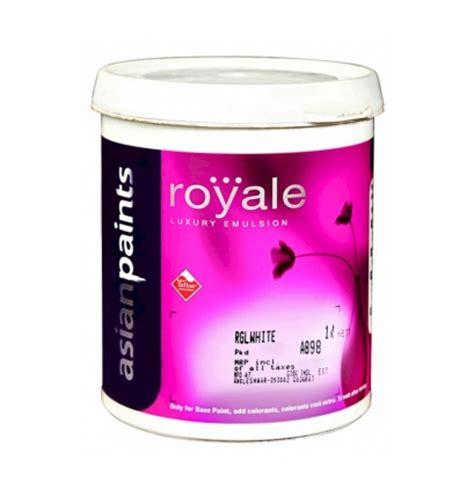 buildmantra royale luxury emulsion paint asian paints 10 litre regal white color asian